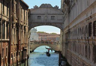 мост вздохов венеция