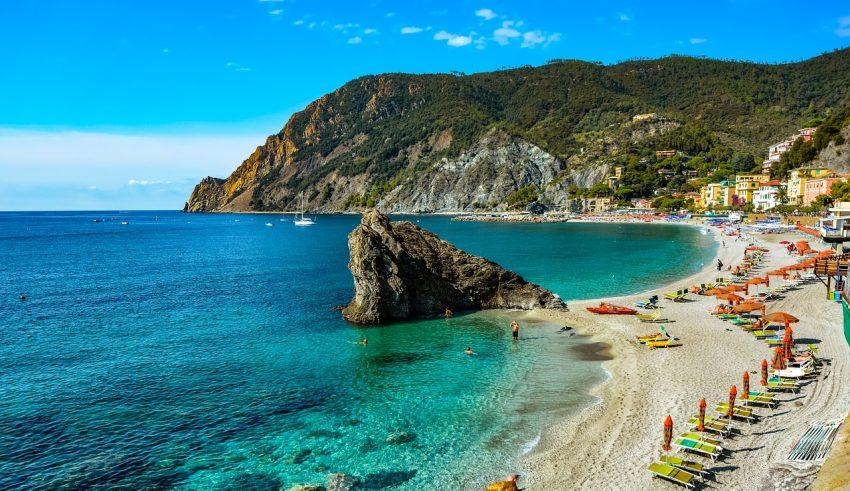 Курорты Италии на море