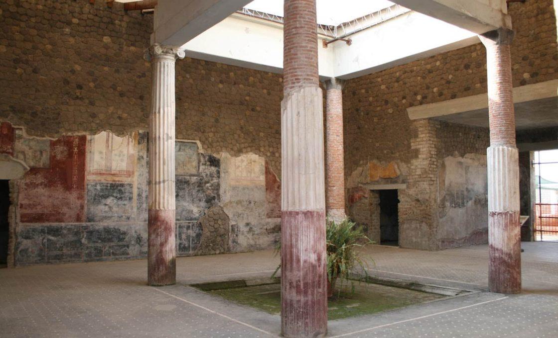 Римский атрий