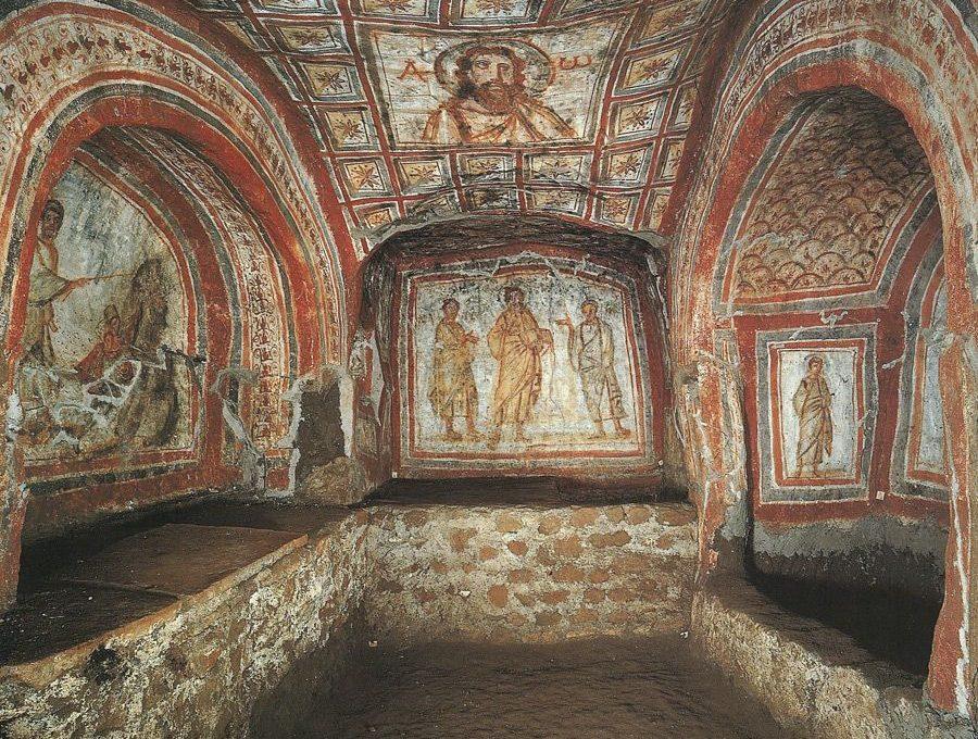 Раннехристианская живопись