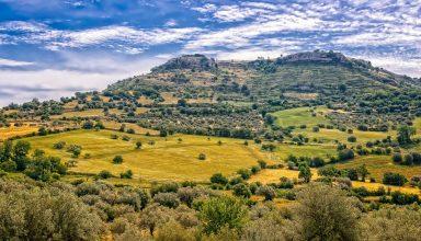 Природные ресурсы Италии