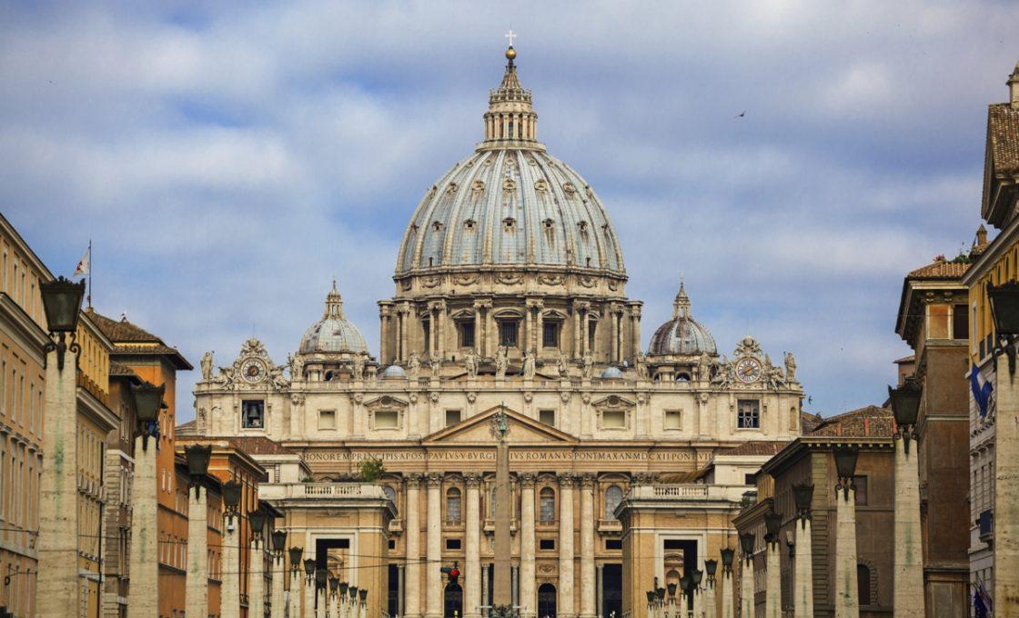 Микеланджело Собор Святого Петра