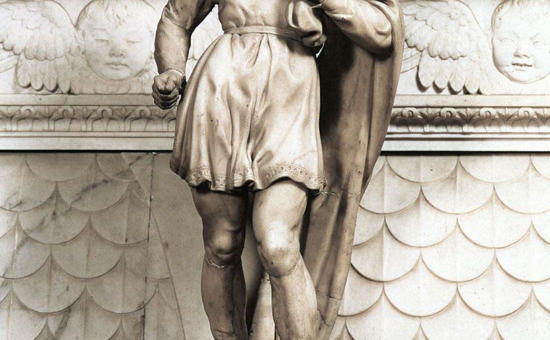 Микеланджело Святой Прокл