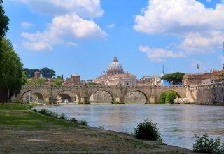 Погода в Риме в мае