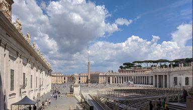 Погода в Риме в июне