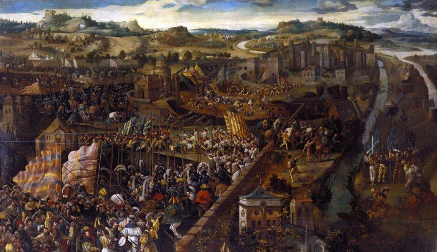 Итальянские войны (1494-1559)